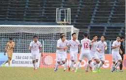 Giải U21 Quốc tế 2017, U21 Thái Lan 3-3 U19 Việt Nam: U19 Việt Nam chia điểm đáng tiếc