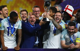 Thắng nghẹt thở U20 Venezuela, U20 Anh vô địch FIFA U20 Thế giới 2017