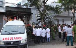 Cháy nhà ở Đà Nẵng, 3 người thiệt mạng