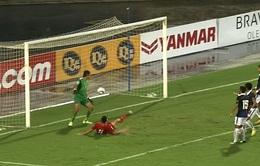 VIDEO: Anh Đức lập công nâng tỷ số lên 3-0