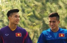 Tình anh em ở ĐT U20 Việt Nam