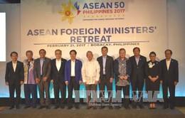 Hội nghị hẹp Bộ trưởng Ngoại giao ASEAN thông qua chủ đề 2017