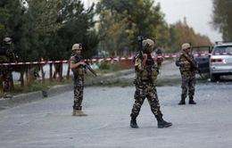 Tấn công đẫm máu tại Afghanistan