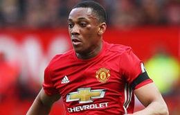Martial sẽ hưởng lợi từ sự ra đi của Ibrahimovic