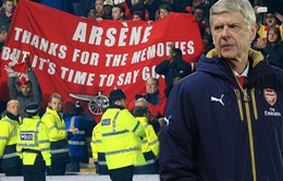 Bất chấp làn sóng phản đối, HLV Wenger sắp được Arsenal gia hạn hợp đồng