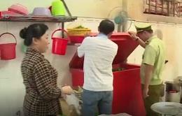 Kiểm tra an toàn vệ sinh thực phẩm mùa lễ hội Vía bà