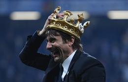 """Conte sợ """"phận mỏng"""" như Mourinho, Ranieri"""