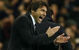 Conte đã tiên liệu trước việc Chelsea bị Tottenham ngắt mạch thắng