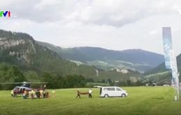 Tai nạn leo núi tại Áo, 5 người thiệt mạng