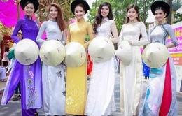 Tạp chí Argentina ca ngợi vẻ đẹp của tà áo dài Việt Nam
