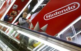 Cổ phiếu Nintendo lao dốc 6% sau khi ra mắt máy chơi điện tử Switch