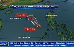 Chủ động đối phó với áp thấp nhiệt đới