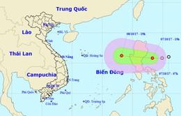 Các tỉnh chủ động ứng phó áp thấp nhiệt đới gần biển Đông