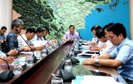 Ban Chỉ đạo Trung ương họp khẩn ứng phó áp thấp nhiệt đới