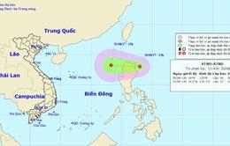 Chủ động ứng phó với áp thấp nhiệt đới trên Biển Đông