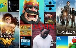 Apple công bố game và ứng dụng tốt nhất năm 2017