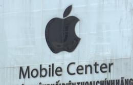 Nhiều cửa hàng tại Đà Nẵng, Huế vi phạm sở hữu trí tuệ Apple