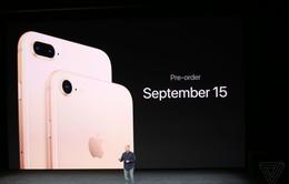 """iPhone 8/8 Plus """"ế chỏng chơ"""" sau khi Apple cho đặt trước"""