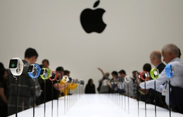 Apple công bố kết quả tài chính quý IV/2017 vào ngày 2/11