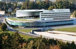 Thụy Sĩ mở cửa tổ hợp thủy cung và vườn sinh thái lớn nhất châu Âu