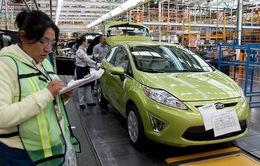 Ford tiếp tục đầu tư sản xuất ô tô tại Mexico