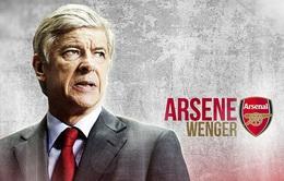 HLV Arsene Wenger gia hạn hợp đồng với Arsenal thêm 2 năm