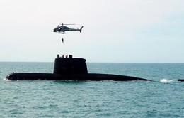 Argentina phát hiện tín hiệu từ tàu ngầm mất tích