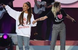 Sau đánh bom khủng bố tại Manchester, an ninh được siết chặt trong show của Ariana Grande