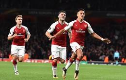 Kết quả Europa League sáng 15/9: Arsenal ngược dòng giành 3 điểm, Everton thua sốc Atalanta