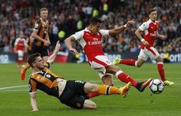 """Arsenal - Hull City: """"Pháo thủ"""" gượng dậy được không? (19h30 ngày 11/2)"""