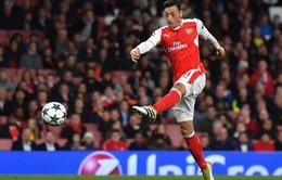 Mesut Ozil: Ông vua kiến tạo giải Ngoại hạng Anh