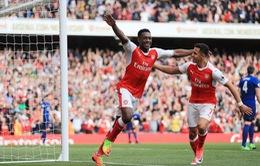 Arsenal hạ đẹp Man Utd, Wenger lần đầu đánh bại Mourinho tại Ngoại hạng Anh