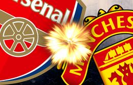 Lịch trực tiếp bóng đá Ngoại hạng Anh vòng 15: Đại chiến kinh điển Arsenal – Man Utd