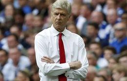 """HLV Wenger quyết bám trụ lại Arsenal, tuyên bố tha thứ cho các CĐV """"phản đồ"""""""