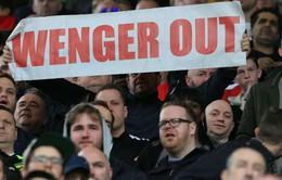 HLV Wenger bị tẩy chay từ cách xa nửa vòng trái đất