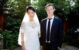 Ông chủ Facebook hé lộ sự thật chưa từng được biết đến về ngày cưới