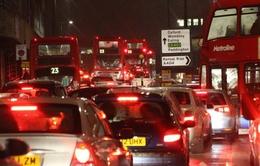 """London mạnh tay với xe cũ để """"thanh lọc"""" không khí"""