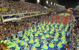 Carnival 2017 - Cú hích hay gánh nặng cho Brazil?