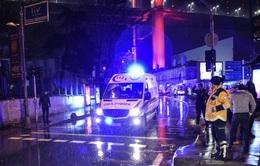 Tấn công hộp đêm ở Thổ Nhĩ Kỳ: Thủ phạm đóng giả ông già Noel