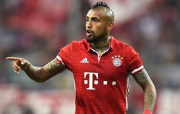 Người đại diện tới Bayern, tìm cách đưa Vidal tới Man Utd?