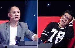"""Ban Nhạc Việt - Tập 6: Phương Uyên tặng Nguyễn Hải Phong phen """"ú tim"""" dịp Giáng sinh"""