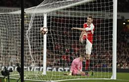 HLV Wenger bật mí đội trưởng tương lai của Arsenal