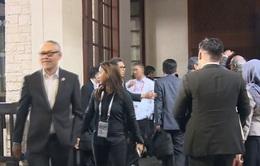 Trước giờ khai mạc Hội nghị quan chức cao cấp ASEAN