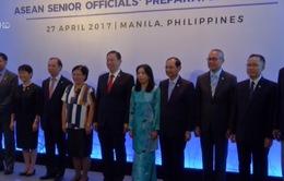 Trước thềm Hội nghị cấp cao ASEAN