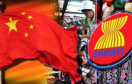 Thương mại và đầu tư Trung Quốc - ASEAN tăng mạnh