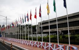 Hôm nay (5/8), khai mạc Hội nghị Bộ trưởng Ngoại giao ASEAN 50