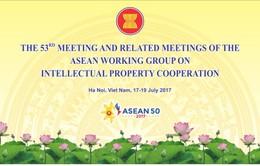 Việt Nam đăng cai cuộc họp Nhóm Công tác về Hợp tác Sở hữu trí tuệ các nước ASEAN