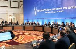 Đàm phán Astana đạt nhất trí về giảm căng thẳng tại Syria