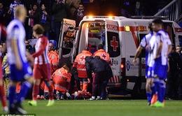 Fernando Torres bất tỉnh sau va chạm kinh hoàng