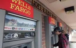 Wells Fargo dự kiến triển khai hệ thống ATM không cần thẻ